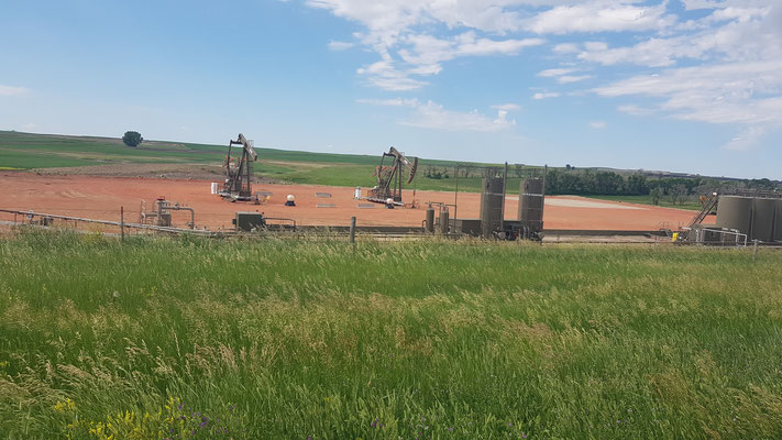 North Dakota ist zweitgrösster Oelproduzent der USA
