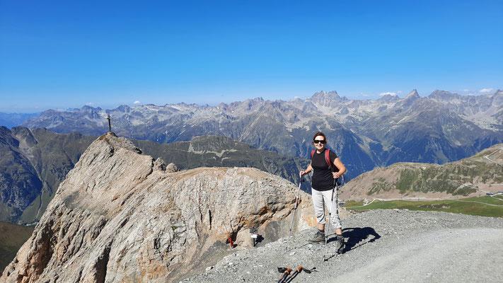 Wanderung auf den Flimspitz (2'929 m)