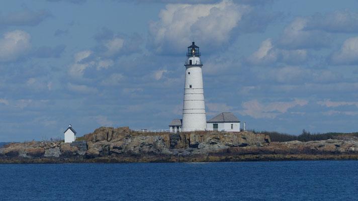 Leuchtturm vor Provincetown, Cape Cod