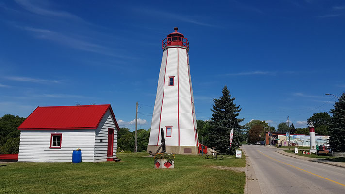 Port Rowan, Ontario