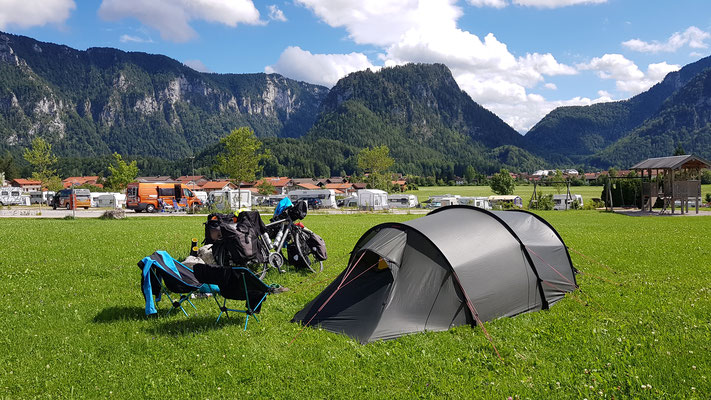 Camping Lindlbauer, Inzell