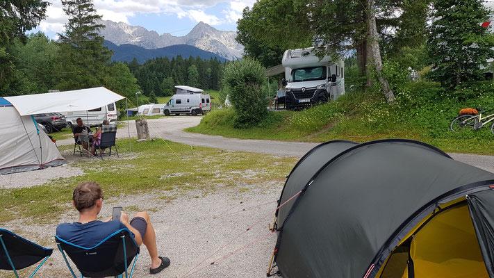 Alpen Caravanpark Tennsee