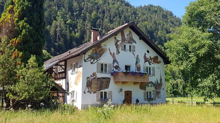 in der Nähe von Bad Reichenhall, Bayern