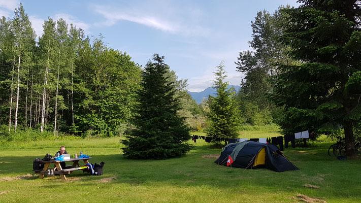 Marblemount Campground