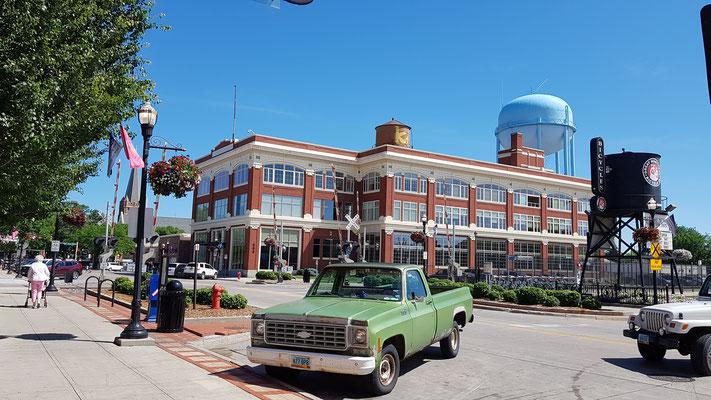 Downtown Fargo, ND