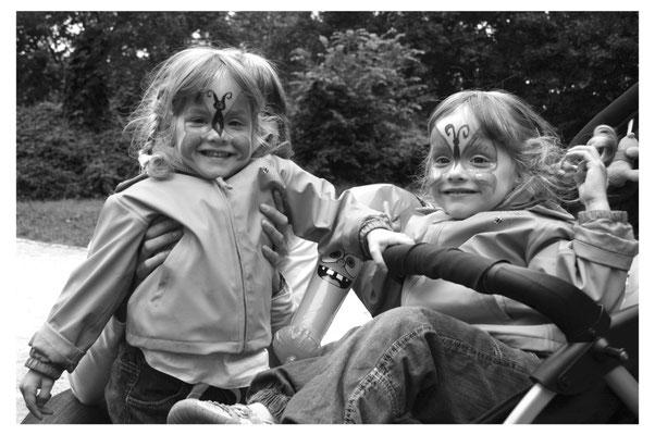 Kinderschminken Treptower Festtage