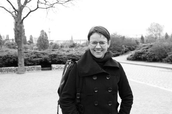 Portrait Annekathrin Stoll – Stadtführerin Berlin