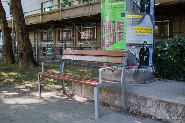 Hundezone Resselpark, 1040 Wien, Karlsplatz