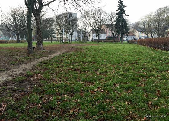 Hundezone Otto-Affenzeller-Park, 1220 Wien