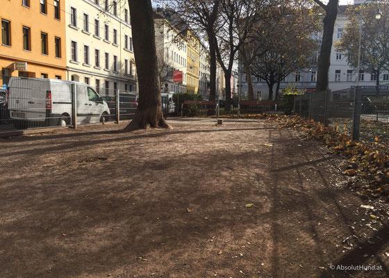 Hundezone - Einsiedlerpark, 1050 Wien