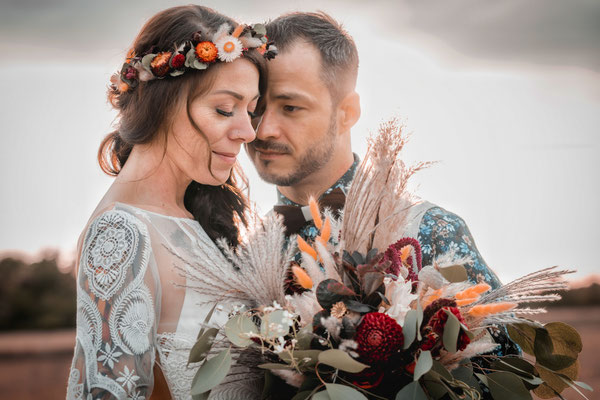 Meine Dankes Hochzeit für Coronahelfer im Boho Style, Potsdam 2020, Foto: Dirk Pagels, Teltow