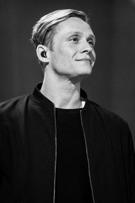 Matthias Schweighöfer in der Berliner Verti Music Hall, Foto: Dirk Pagels