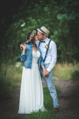 Eine Hochzeit im Boho Style in Teltow 2020, Foto: Dirk Pagels, Teltow