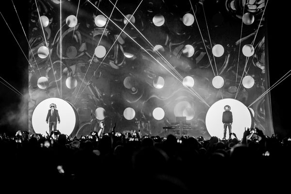 Pet Shop Boys 1.7.2017 Mercedes Benz Arena Berlin, Foto: Dirk Pagels, Teltow