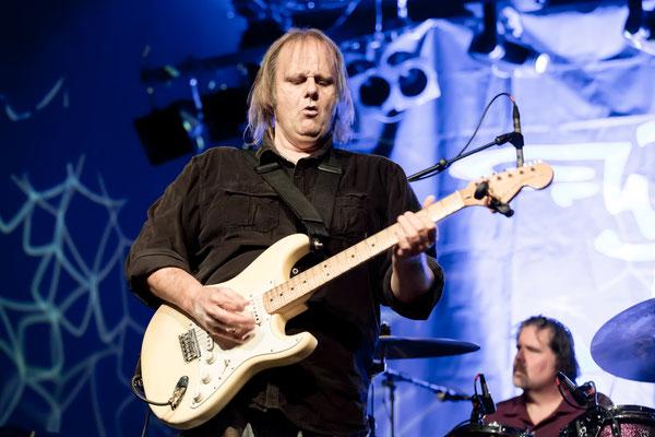 Blues Gitarrist Walter Trout im Combia Theater Berlin, Foto: Dirk Pagels