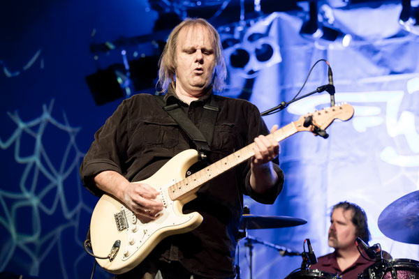 Blues Gitarrist Walter Trout im Combia Theater Berlin, Foto: Dirk Pagels