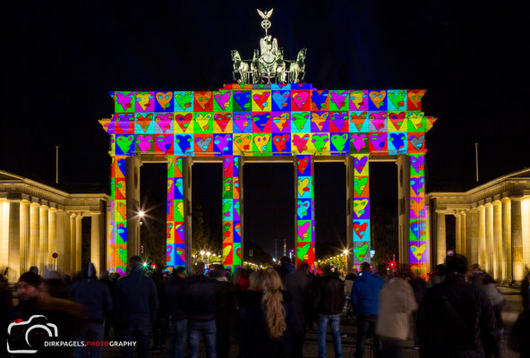 Festival of Lights 2015, Foto: Dirk Pagels