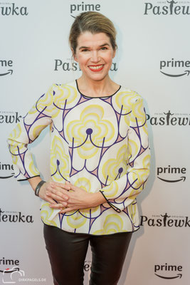 """Premiere von """"Pastewka- Staffel 8"""". Anke Engelke, Foto: Dirk Pagels, Teltow"""