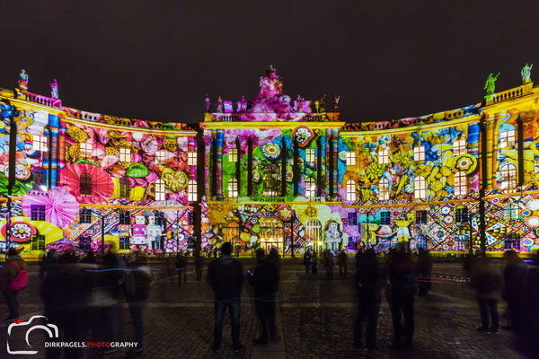 Festival of Lights 2016, Foto: Dirk Pagels