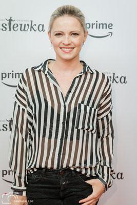 """Premiere von """"Pastewka- Staffel 8"""". Jennifer Ulrich, Foto: Dirk Pagels"""