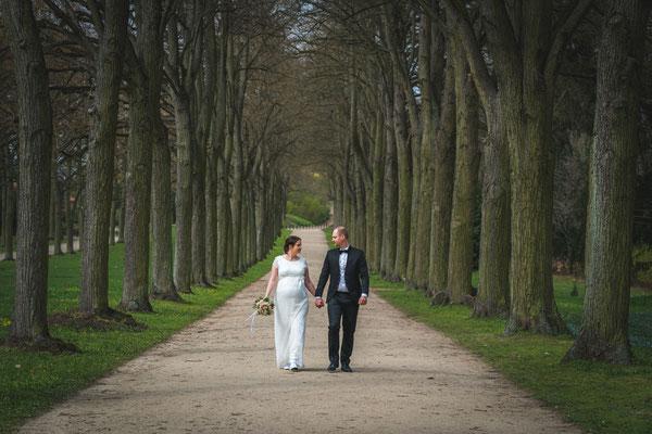 Hochzeit in Potsdam 2021, Foto: Dirk Pagels, Teltow