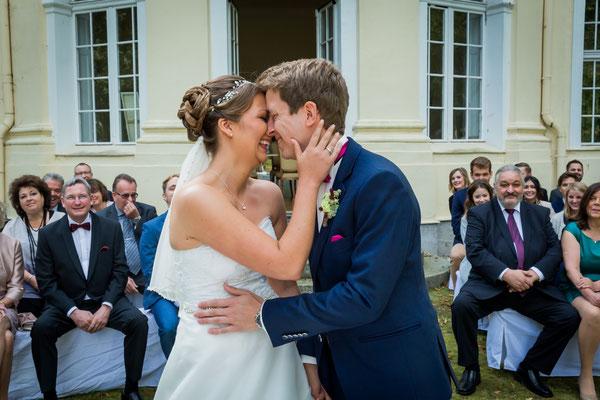 Hochzeit im September 2017, Schönhagen, Foto: Dirk Pagels, Teltow
