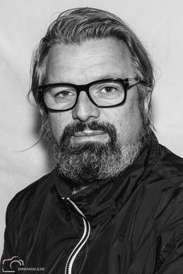 Portrait Henning Wehland, Foto: Dirk Pagels , Teltow