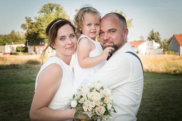 Hochzeit im September 2016, Foto: Dirk Pagels, Teltow