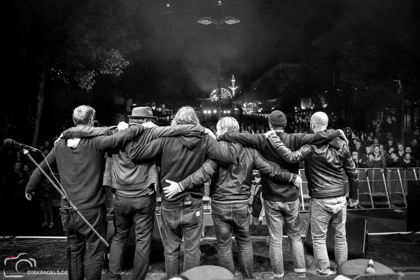 Henning Wehland 2018, Stadtfest Teltow, Foto: Dirk Pagels