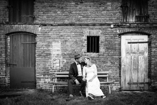 Hochzeit im September 2017, Großbeeren, Foto: Dirk Pagels