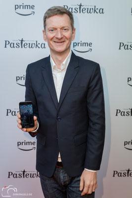 """Premiere von """"Pastewka- Staffel 8"""". Michael Kessler, Foto: Dirk Pagels"""