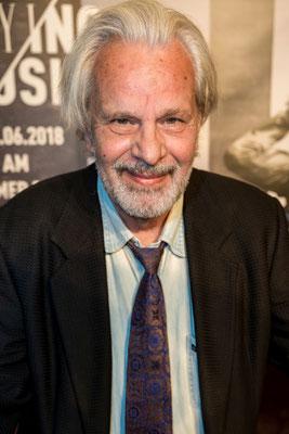 Peter Sattmann bei der Premiere von Flying Illusion mit den Flying Steps in Theater am Potsdamer Platz, Foto: Dirk Pagels, Teltow