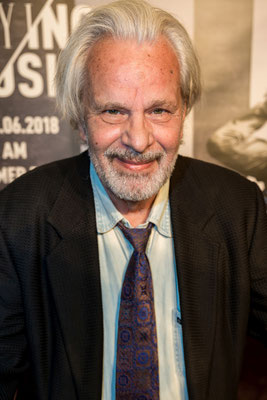 Peter Sattmann bei der Premiere von Flying Illusion mit den Flying Steps in Theater am Potsdamer Platz, Foto: Dirk Pagels, Teltow
