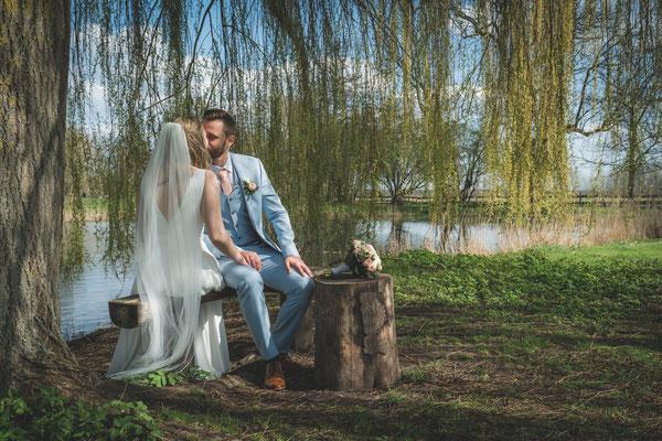 Hochzeit in Diedersdorf 2021, Foto: Dirk Pagels, Teltow