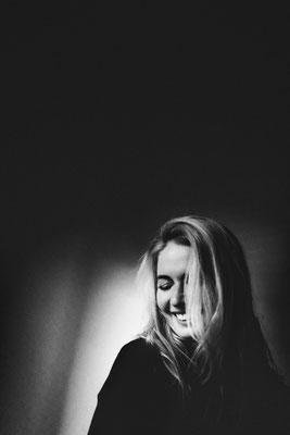 Shooting Melanie, März 2021, Foto: Dirk Pagels, Teltow