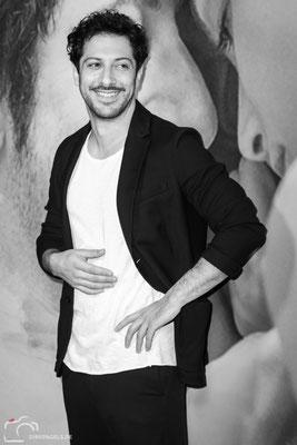 "Filmpremiere von ""Whatever Happens"". Fahri Yarid, Foto: Dirk Pagels"