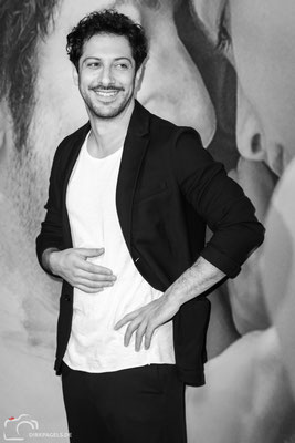 "Filmpremiere von ""Whatever Happens"". Fahri Yarid, Foto: Dirk Pagels, Teltow"
