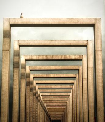 Architektur in Schwerin, Foto: Dirk Pagels, Teltow