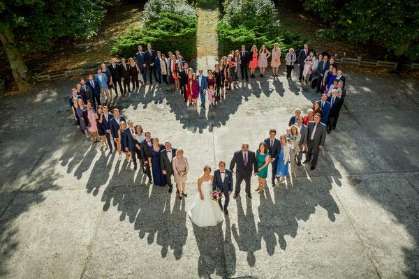 Hochzeit im September 2017, Schönhagen, Foto: Dirk Pagels