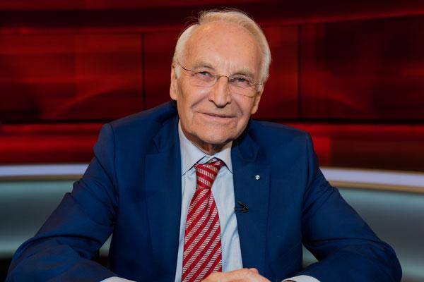 Dr. Edmund Stoiber, CSU, Ministerpräsident Bayern a.D.,  Foto: Dirk Pagels