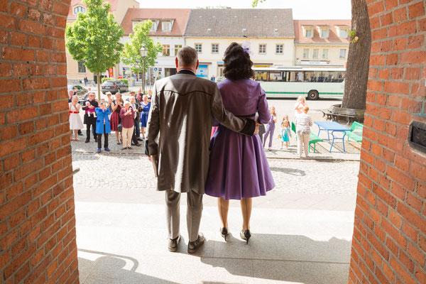 Hochzeit im Mai 2016, Zossen, Foto: Dirk Pagels