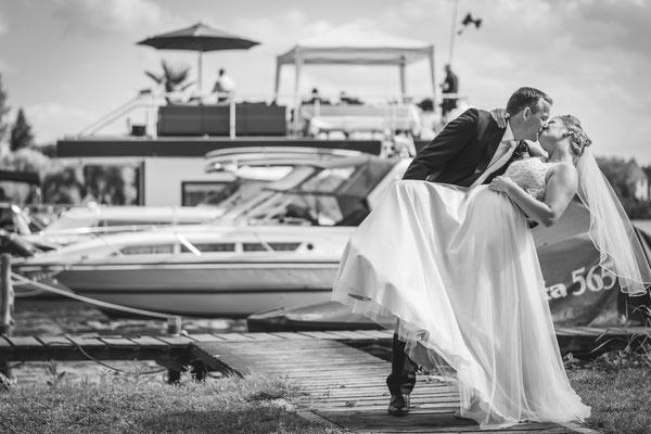 Hochzeit in Caputh 2020, Foto: Dirk Pagels, Teltow