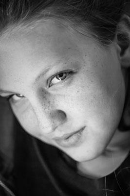 Sommersprossen; Foto: Dirk Pagels