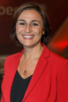 Sandra Maischberger, Moderatorin, Foto: Dirk Pagels