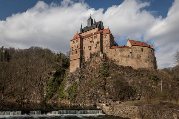 Burg Kriebstein, Foto: Dirk Pagels