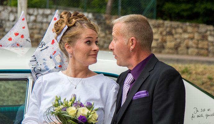 Hochzeit im Juni 2015, Teltow, Foto: Dirk Pagels, Teltow