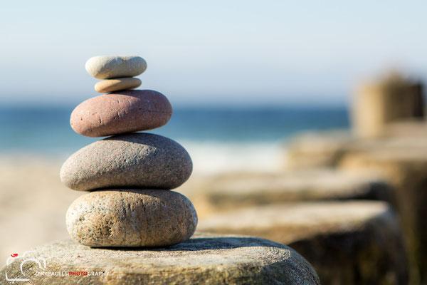 gestapelte Steine,  Foto: Dirk Pagels