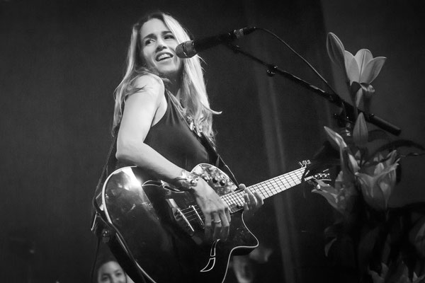 Heather Nova im Columbia Theater Berlin, Foto: Dirk Pagels, Teltow