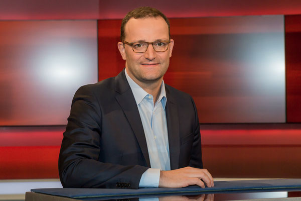 Jens Spahn, CDU, Foto: Dirk Pagels