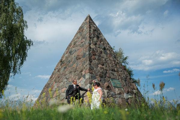 Hochzeit im Juli 2017, Großbeeren, Foto: Dirk Pagels, Teltow